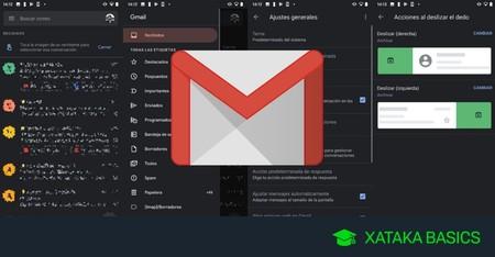 Cómo activar el modo oscuro de Gmail: en Android, iOS y su versión web