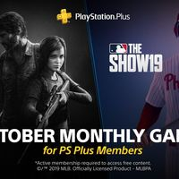 The Last of Us Remastered y MLB The Show 19 serán los juegos de PlayStation Plus de octubre