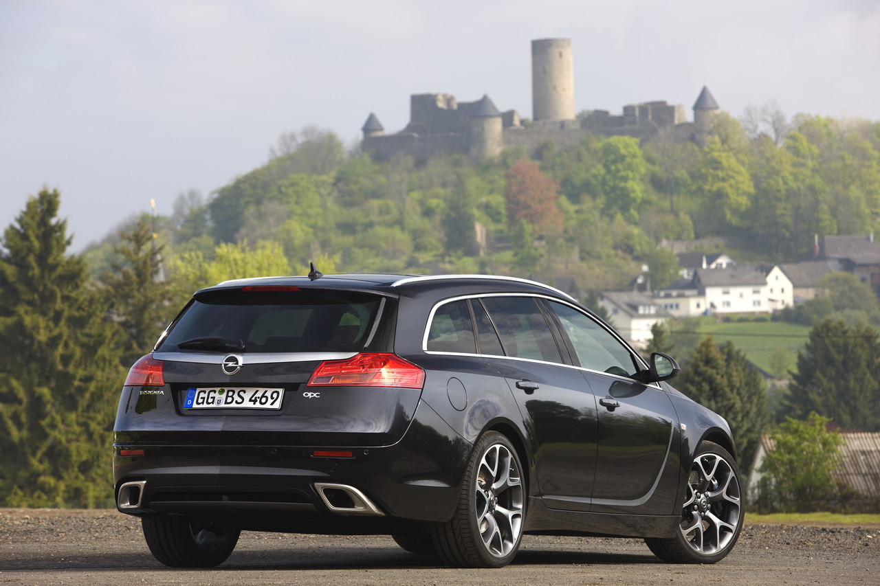 Foto de Opel Insignia OPC Unlimited (23/24)