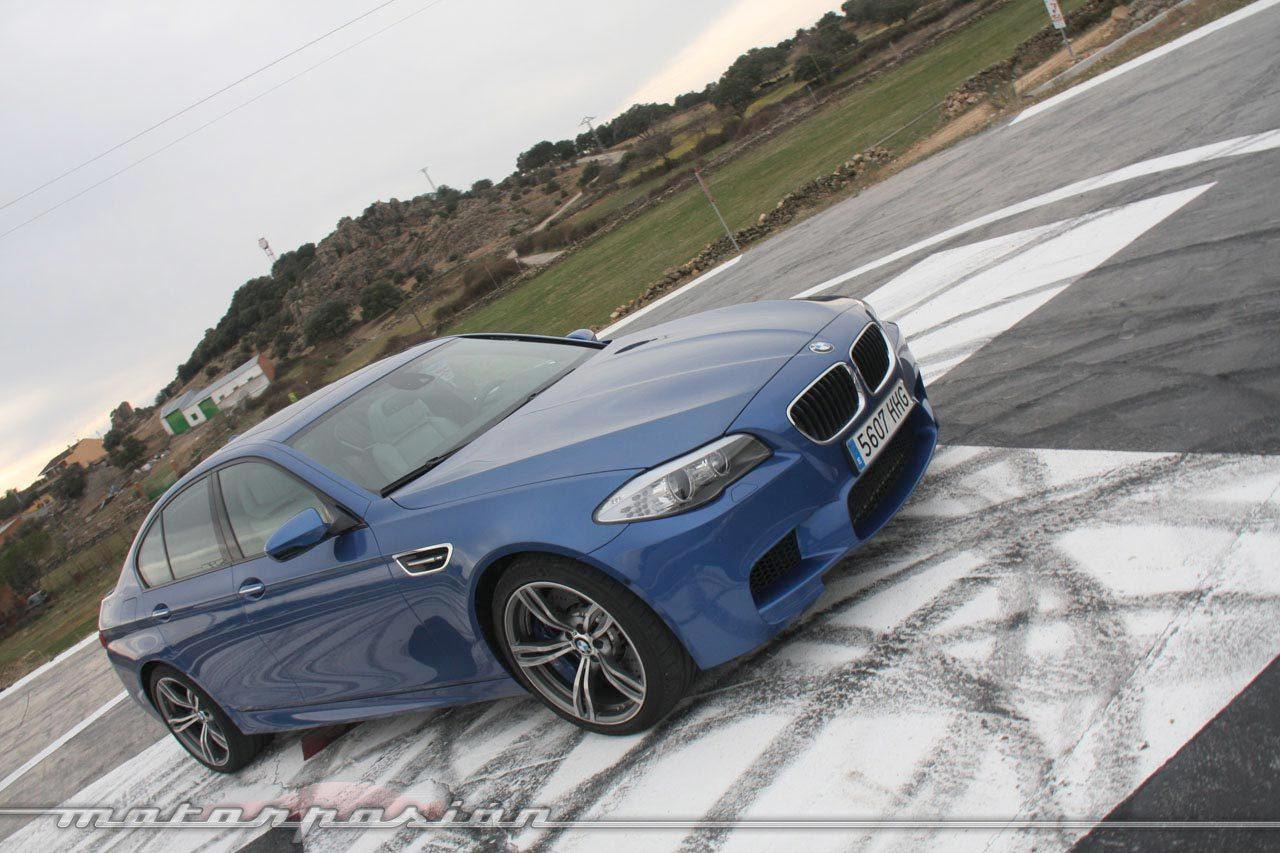 Foto de BMW M5 (Prueba) (108/136)