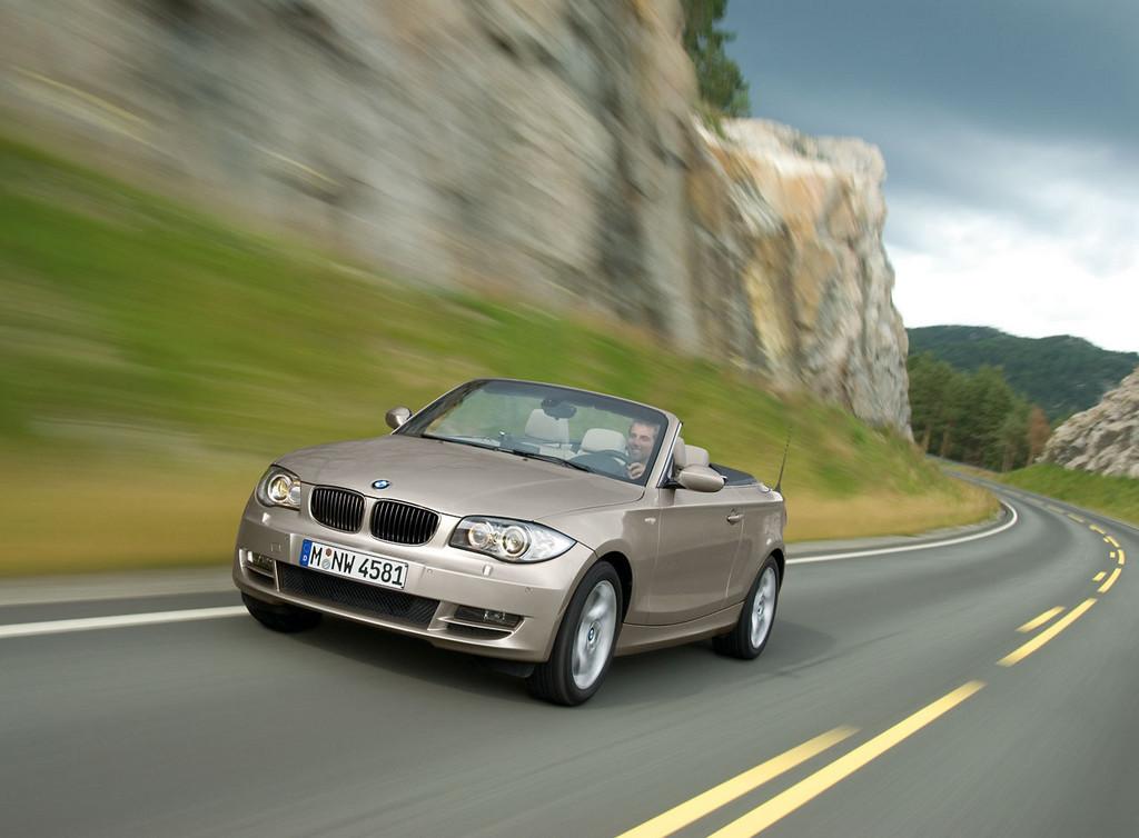 Foto de BMW Serie 1 Cabrio (1/40)