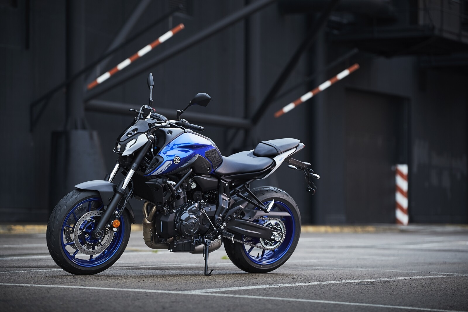 Foto de Yamaha MT-07 2021, prueba (5/75)