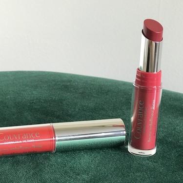 Los bálsamos Couvrance (de Avène) aportarán color a tus labios veraniegos. Los probamos y este es el resultado