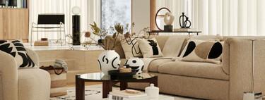 Inspiración de la mano de H&M Home para conseguir la última tendencia decorativa
