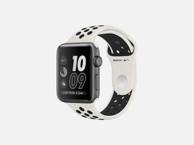 Nike lanza una nueva correa para el Apple Watch exclusiva de la edición limitada NikeLab