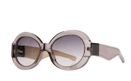Gafas de sol Perrin, Tom Ford, Thierry Lasry y Miu Miu. Primavera/Verano 2012