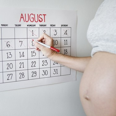 Lo que sucede al superar las 42 semanas de embarazo