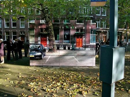 Trampantojo Amsterdam