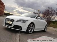 Audi TTS Roadster, prueba (parte 1)
