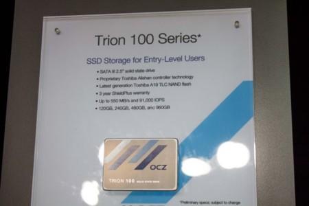 Ocz Trion100