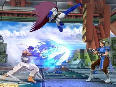 'Tatsunoko Vs. Capcom': galería de imágenes