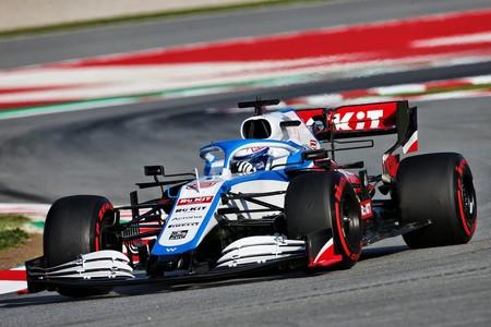 Latifi Formula 1 2020