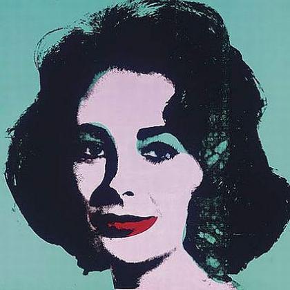 Uno de los retratos de Warhol se subastará próximamente en Christie's
