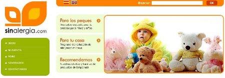 Sinalergia.com, tienda online de productos para alérgicos