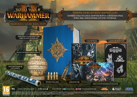 Total War Warhammer Ii Edicion Coleccionista