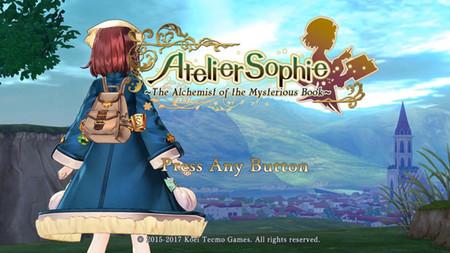 Buenas noticias, Atelier Sophie y Nights of Azure ya tienen fecha de salida en Steam