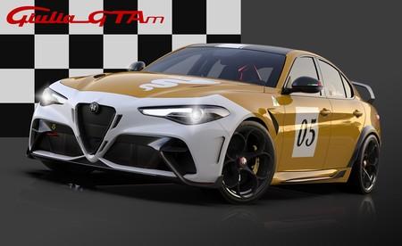 Alfa Romeo Giulia Gta 2020 017