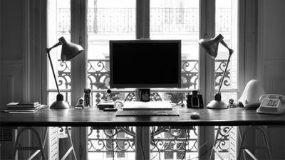 Algunos espacios de trabajo para inspirarte si tu actividad profesional la realizas en casa