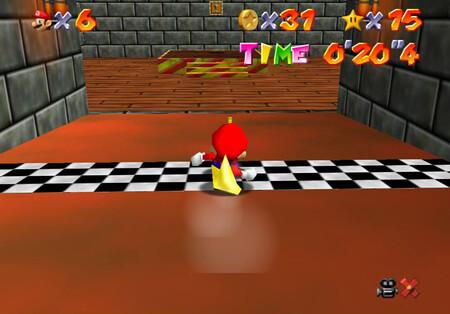 Super Mario 64 Estrella Secreta 02