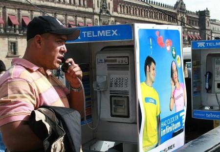 Telefono Publico Mexico
