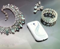 El Samsung Galaxy SIII Mini recibe una versión con cristales de Swarovski en Alemania