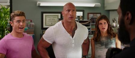 'Baywatch: Los vigilantes de la playa', nuevo tráiler de la comedia liderada por Dwayne Johnson