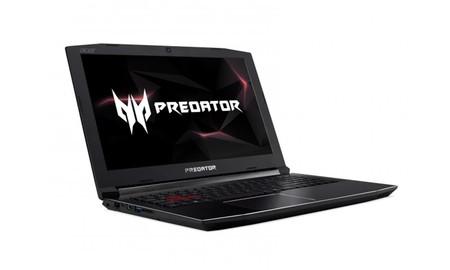 Acer Predator Helios 300, un portátil gaming muy potente y completo, hoy en Amazon por 1.079,99 euros