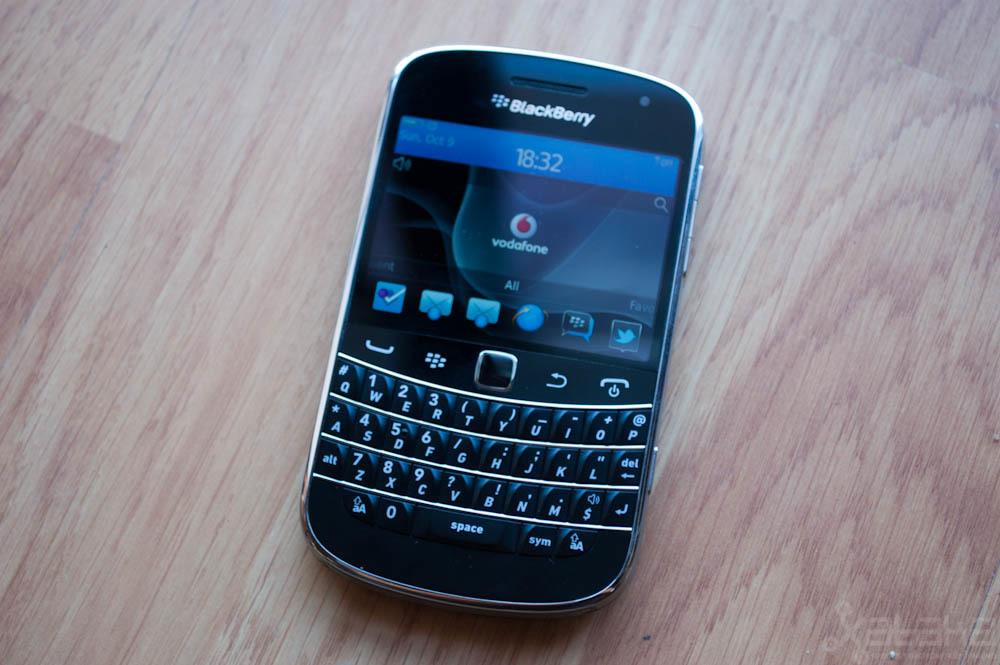 Foto de Blackberry Bold 9900, análisis (17/19)