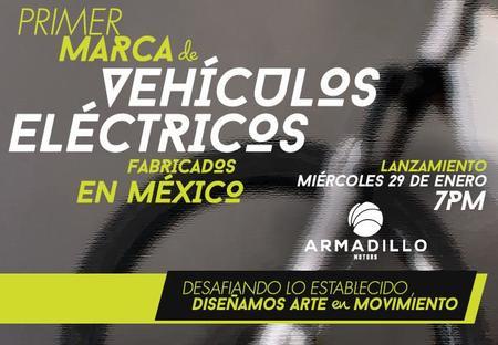 Armadillo Motors: Un vehículo eléctrico mexicano a punto de salir del horno