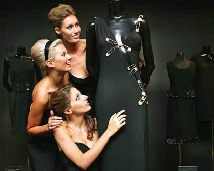 """Harrod's muestra los mejores """"little black dress"""""""