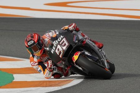 Marquez Test Valencia