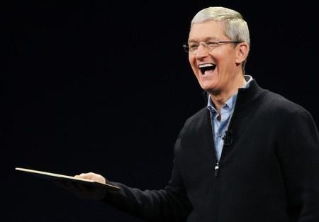 El cañón de Apple cumple la profecía de Cook