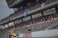 Así será la parrilla del GP de España