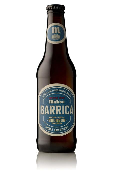 Mahou Barrica
