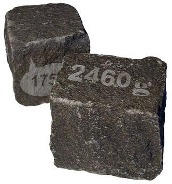 Kilo, ¿cuánto pesa una piedra?
