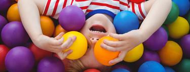 15 juegos infantiles para estimular la visión de los niños (¡y algunos pueden hacerse en la piscina!)