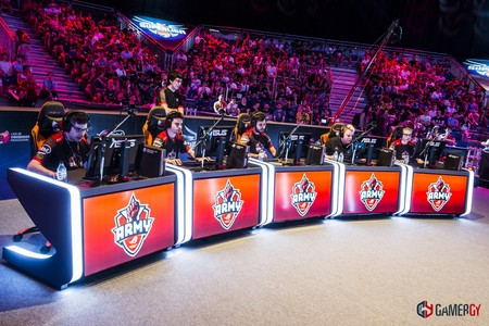 Gamergy: Asus ROG Army salva la plaza de Superliga ante Team Heretics