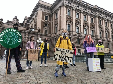 greta thunberg clima 2021 dia de la tierra