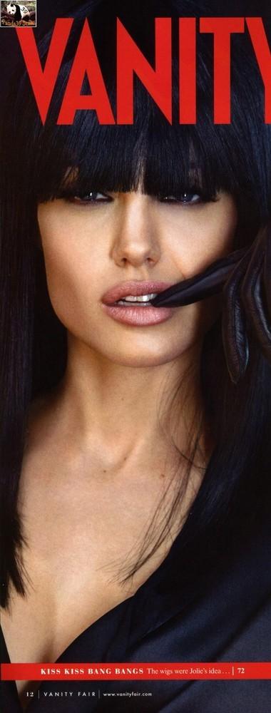 Foto de La sesión completa de Angelina Jolie para Vainity Fair (2/11)