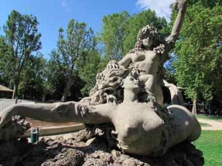 El Parque de la Montagnola: historia y descanso en Bolonia