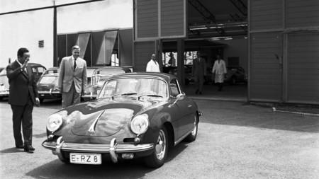 Porsche Entrega Sus Autos En La Fabrica 6
