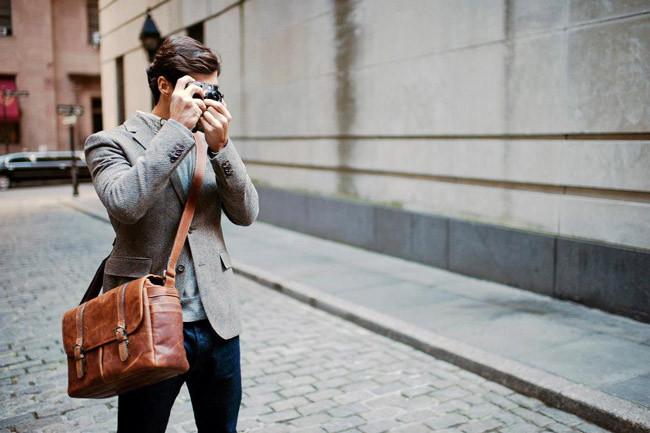 Bolsas para cámara con las que presumir