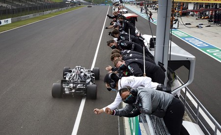 Hamilton Hungria F1 2020 2