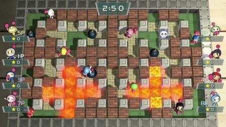 ¡Que empiece la fiesta! Super Bomberman R presume de sus puntos fuertes en su tráiler de lanzamiento