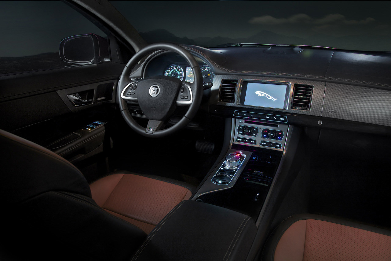 Foto de Jaguar XF 2012 (12/17)