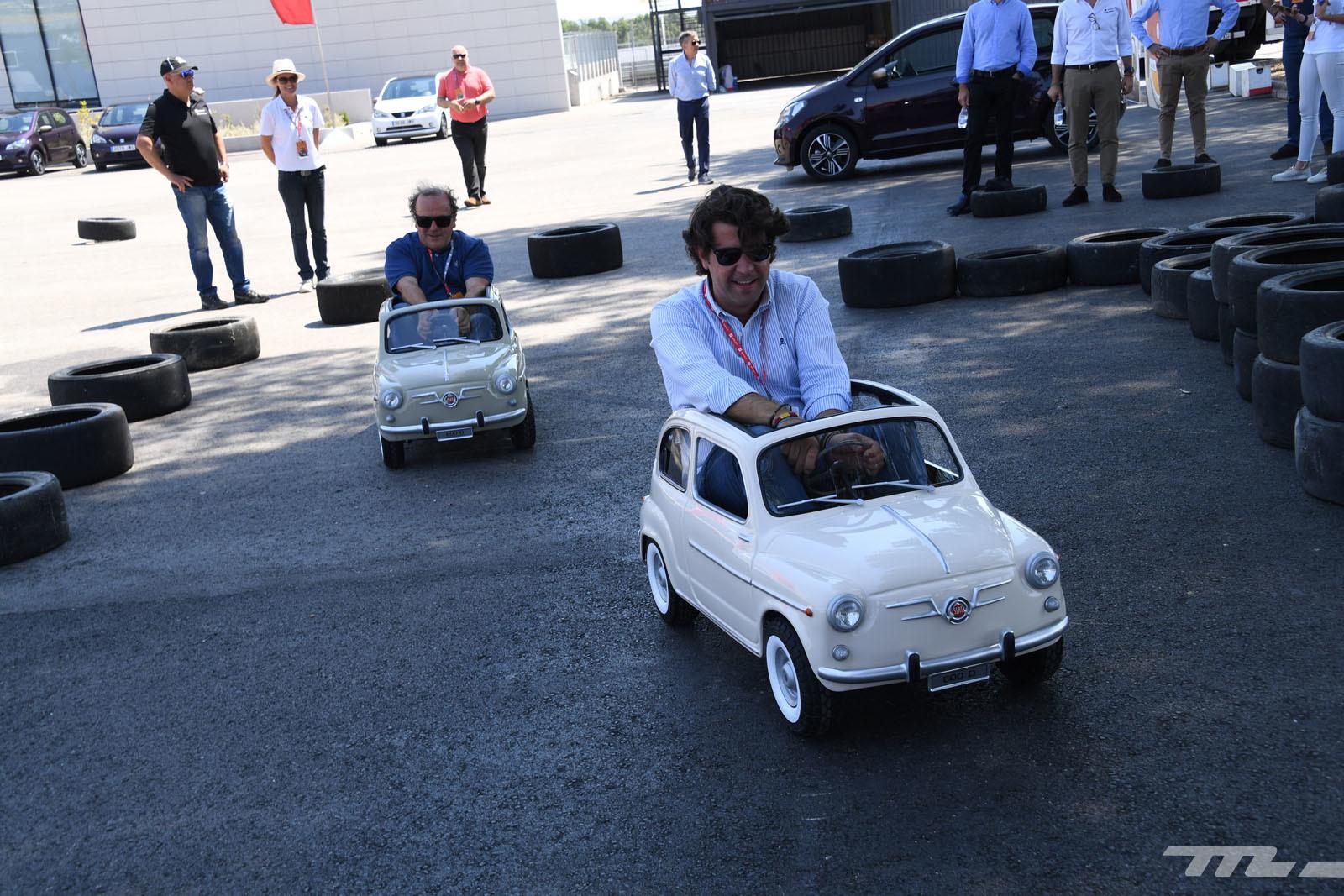 Foto de SEAT 600 - 60 Aniversario (prueba) (18/20)