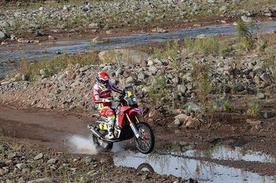 Dakar 2015: Chilecito - Copiapó, etapa 4