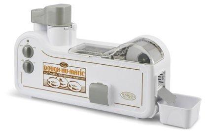 Dough-nu-matic, la máquina definitiva de hacer donuts