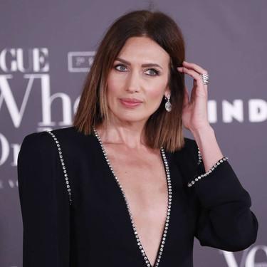 Los Premios Vogue Who's On Next 2018 alzan como ganador a Palomo Spain y la alfombra roja se llena de sus diseños