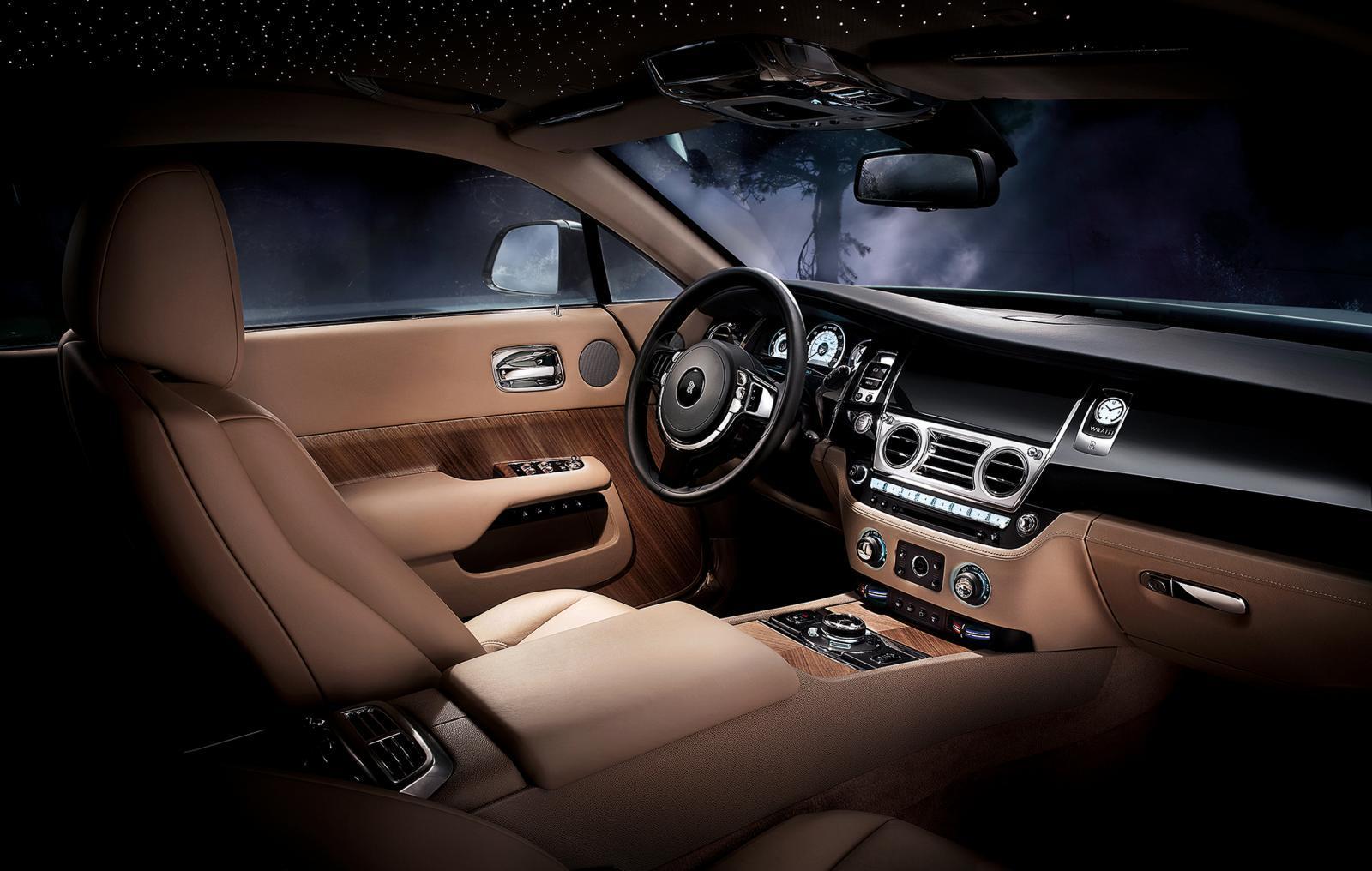 Foto de Rolls-Royce Wraith 2013 (8/14)